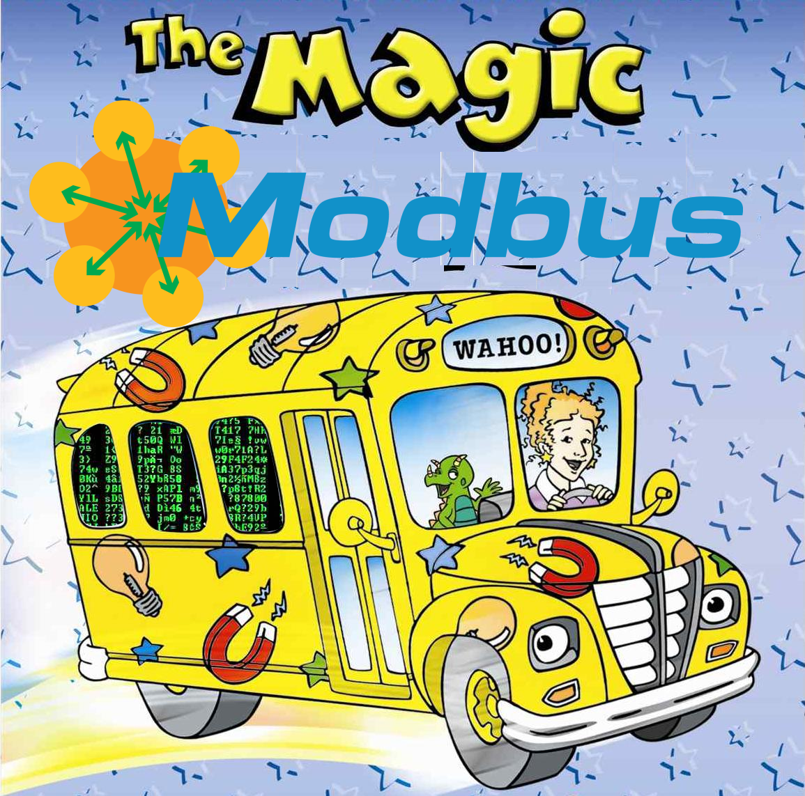 Logo The Magic Modbus